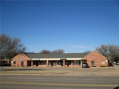 Edmond Commercial For Sale: 3201 E Memorial #F