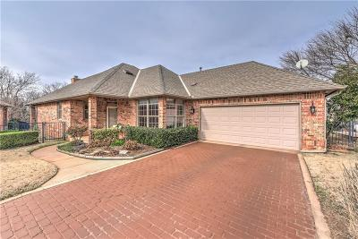 Edmond Single Family Home For Sale: 3917 Prairie Hill Court