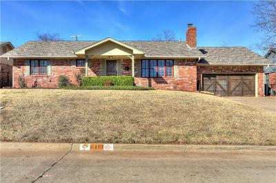 Oklahoma City Single Family Home For Sale: 6413 Grandview Place