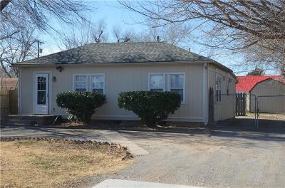 Oklahoma City Single Family Home For Sale: 3707 N Maney