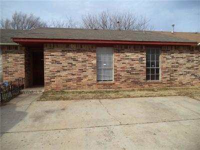 Midwest City OK Rental For Rent: $800
