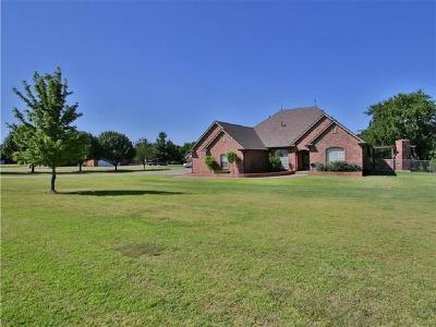 Tuttle Single Family Home For Sale: 778 County Street 2925