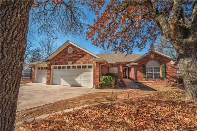 Choctaw OK Single Family Home For Sale: $269,900