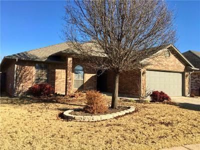 Moore Single Family Home For Sale: 2717 SE 97th