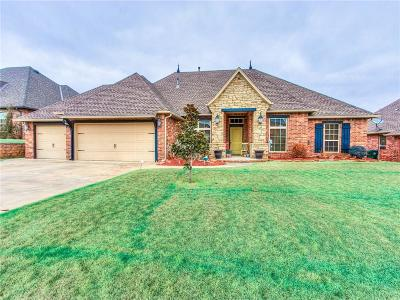 Choctaw OK Single Family Home For Sale: $284,000
