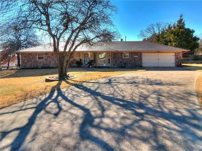 Choctaw OK Single Family Home For Sale: $195,000