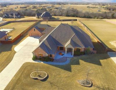 Oklahoma City Single Family Home For Sale: 15413 Turtle Lake Place