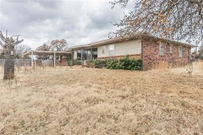 Oklahoma City OK Single Family Home For Sale: $150,000