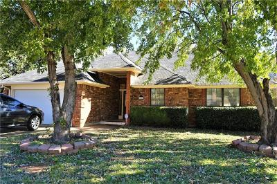 Moore Single Family Home For Sale: 1020 Stadium Road