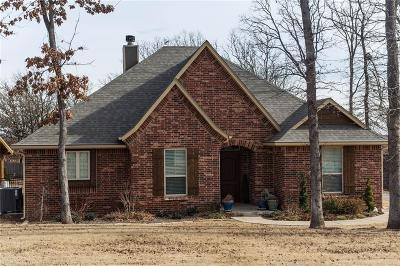 Guthrie Single Family Home For Sale: 12570 Smokey Ridge