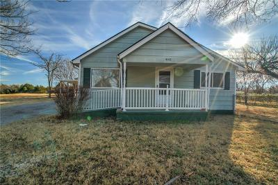 Oklahoma City Single Family Home For Sale: 1642 NE 33rd Street