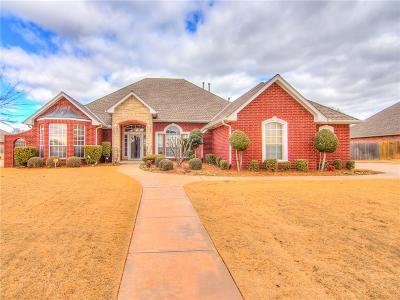 Oklahoma City Single Family Home For Sale: 2421 SW 113th Terrace