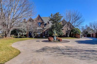 Oklahoma City Single Family Home For Sale: 12308 Bywater Road