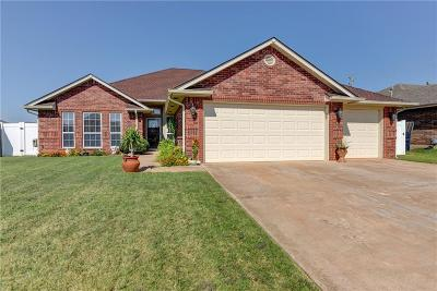 Edmond Single Family Home For Sale: 2105 NW 159th Street
