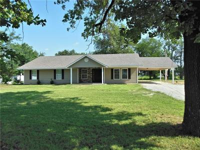 Shawnee Single Family Home For Sale: 43502 Wolverine