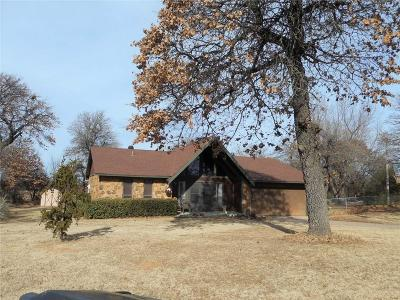 Choctaw OK Single Family Home For Sale: $155,500