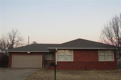 Shawnee Single Family Home For Sale: 1307 Rickey Road
