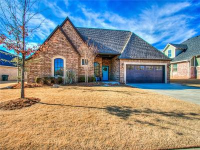 Edmond Single Family Home For Sale: 1409 Town Square Park