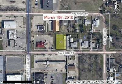 Oklahoma City Residential Lots & Land For Sale: SW 63rd & Western Ave
