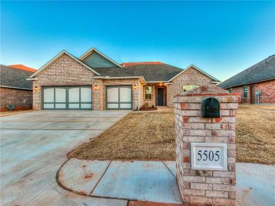 Oklahoma City Single Family Home For Sale: 5505 Painted Pony
