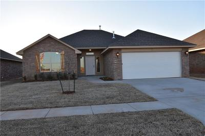 Oklahoma City Single Family Home For Sale: 4017 Wind Haven Drive