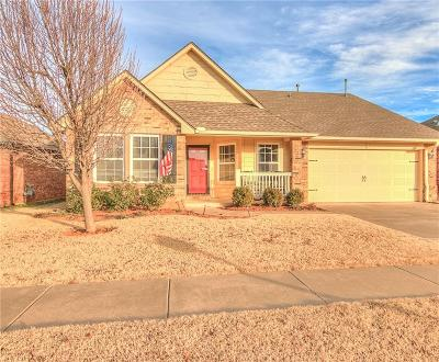 Piedmont OK Single Family Home For Sale: $155,000