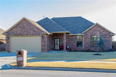 Moore OK Single Family Home For Sale: $177,900