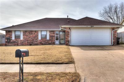 Moore Single Family Home For Sale: 916 NE 17th