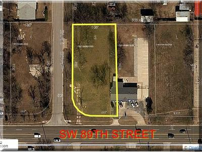 Oklahoma City Residential Lots & Land For Sale: 1317 SW 89th