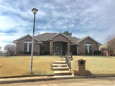 Shawnee Single Family Home For Sale: 1117 Quail Hollow