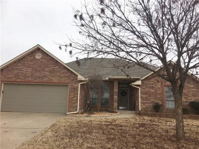Edmond Single Family Home For Sale: 2900 Nantucket Lane