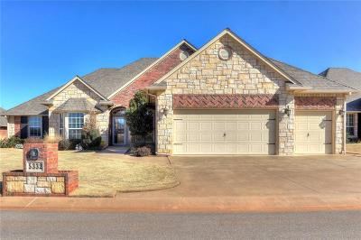 Edmond Single Family Home For Sale: 5332 Table Rock Drive