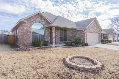 Moore Single Family Home For Sale: 828 Elm Creek Road