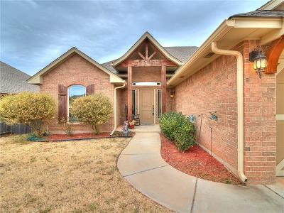 Yukon Single Family Home For Sale: 716 Tall Grass