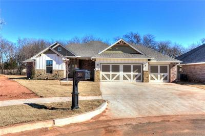 Moore Single Family Home For Sale: 2008 Creek Side Circle