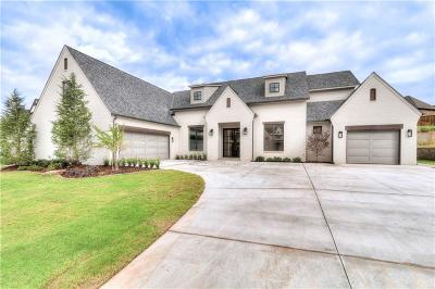 Edmond Single Family Home For Sale: 2301 Old Creek Road