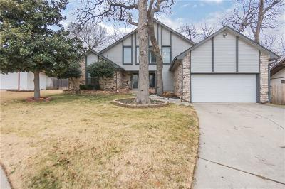 Edmond Single Family Home For Sale: 1209 Devonshire Court