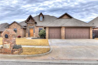 Moore OK Single Family Home For Sale: $265,000