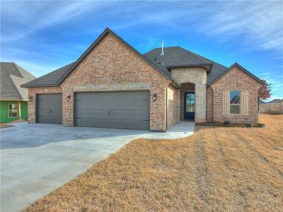 Choctaw OK Single Family Home For Sale: $284,900