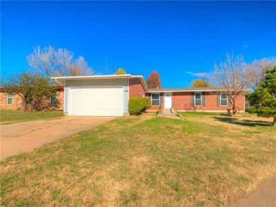 Norman OK Single Family Home For Sale: $105,000