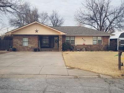 Single Family Home For Sale: 804 Thompson Drive