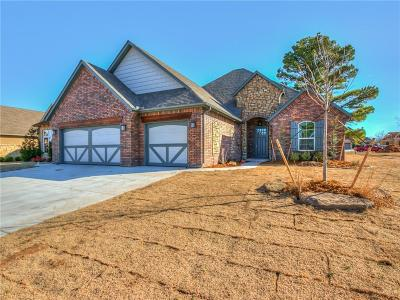 Edmond Single Family Home For Sale: 1232 Ivy Ridge