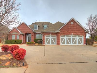 Norman Single Family Home For Sale: 4101 Bentbrook Place