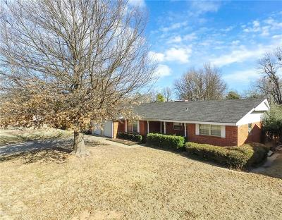 Norman OK Single Family Home For Sale: $139,900