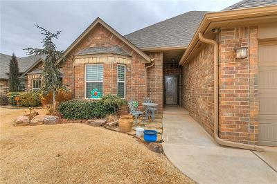 Edmond Single Family Home For Sale: 18212 Haslemere Lane