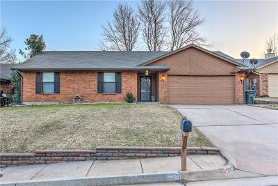 Edmond Single Family Home For Sale: 2904 Fairfield Drive
