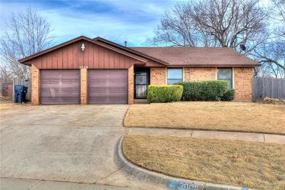 Oklahoma City Single Family Home For Sale: 3908 SE 45th Street