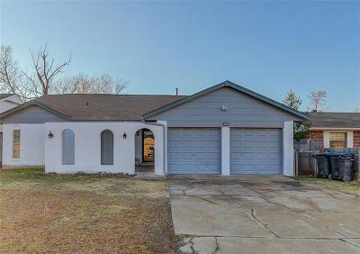 Moore Single Family Home For Sale: 1008 Hargis