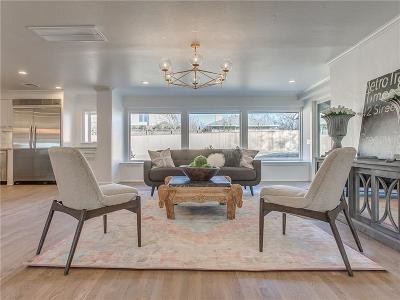 Nichols Hills Single Family Home For Sale: 1221 Marlboro