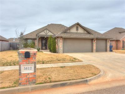 Oklahoma City Single Family Home For Sale: 5612 Starling Road